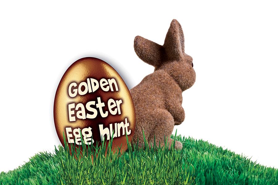 Easter Egg Hunt – Kenilworth