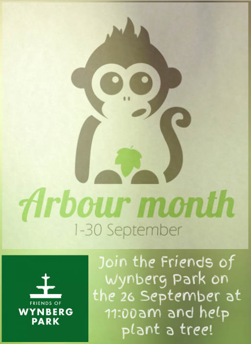 Tree Planting for Arbour Month