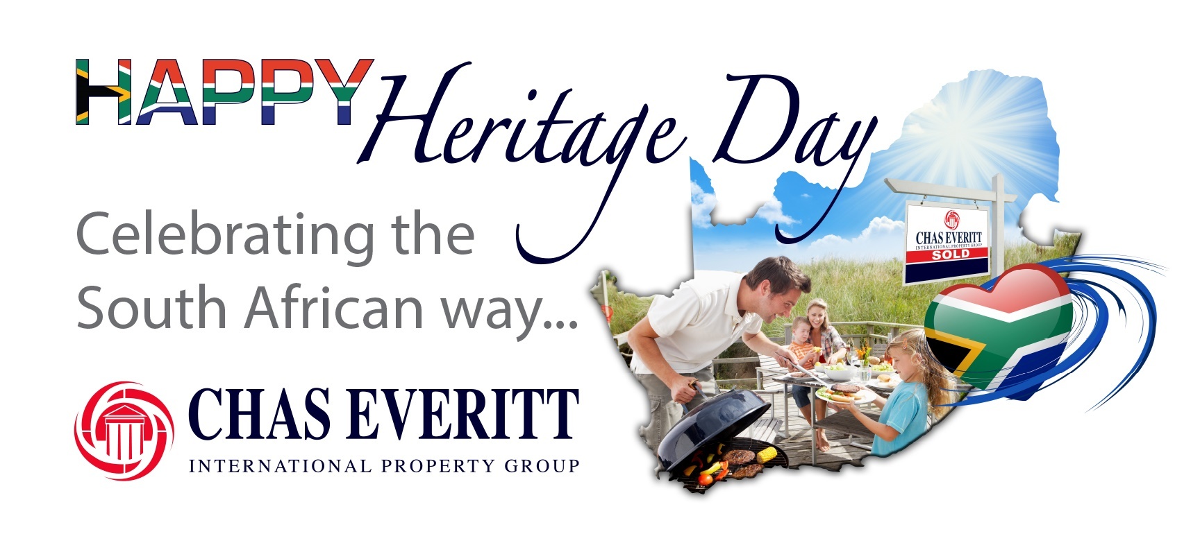 Wishing you South African Pride this Heritage Day