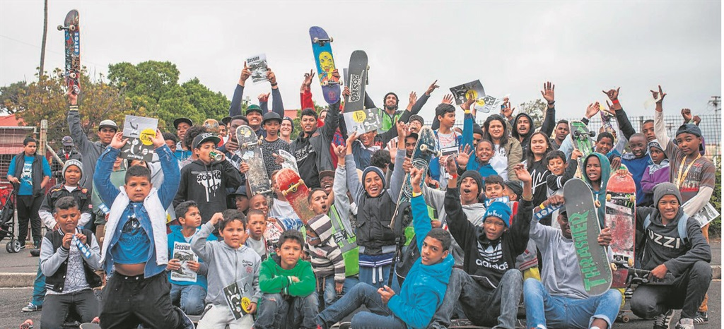 Youth Plan Skate Park in Wynberg