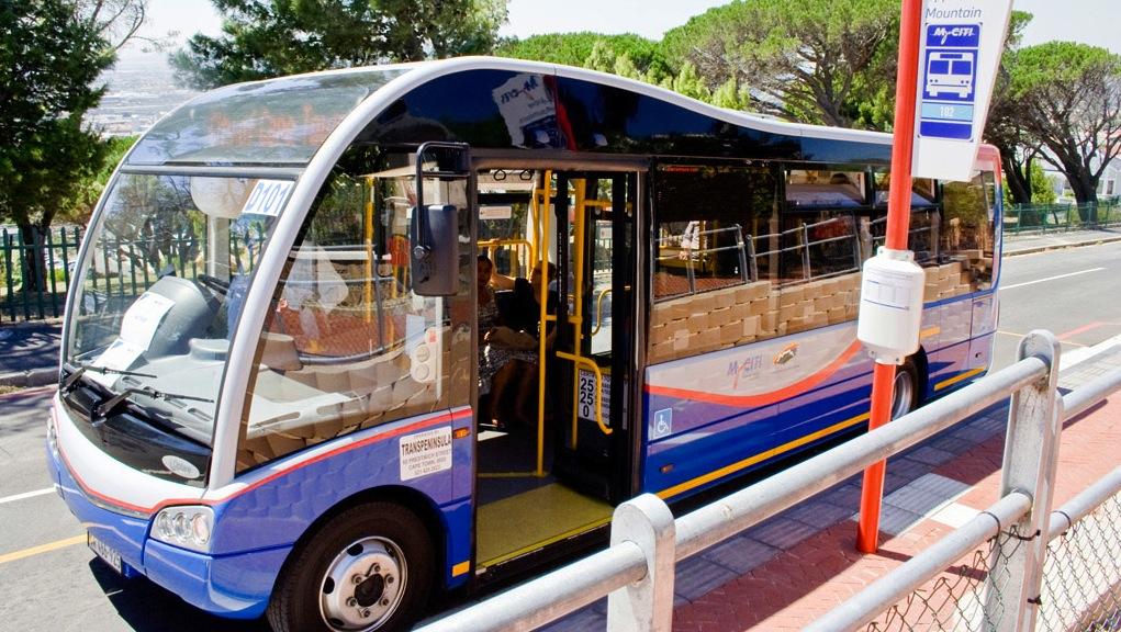 MyCiTi bus route to Wynberg Wynberg