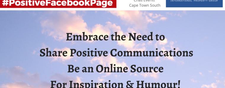 #PositiveFacebookPagecriteria for this Blog / Website